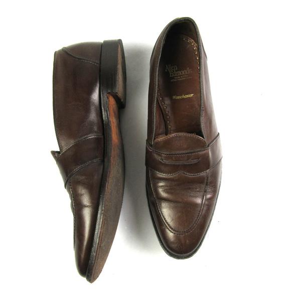 b8654b19373 Allen Edmonds Other - Allen Edmonds Mens 11 Brown Westchester Loafers